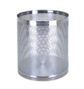 Lixeiras aço inox perfurado 11 litros
